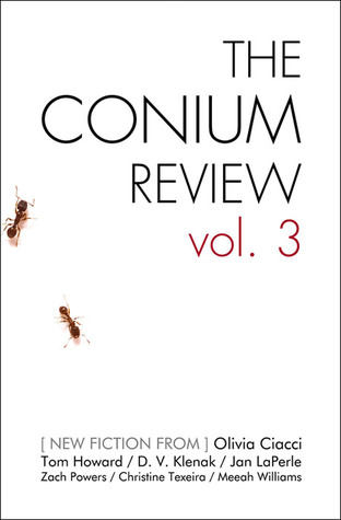The Conium Review by Olivia Ciacci