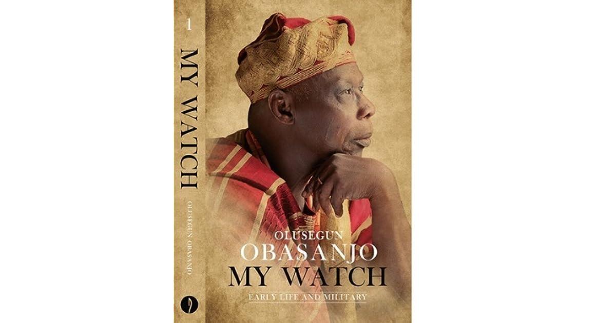 Obasanjo My Watch Pdf