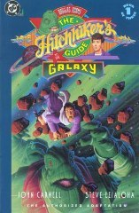 Douglas Adams' The Hitchhiker's Guide to the Galaxy, Book 1 of 3 (The Hitchhiker's Guide to the Galaxy #1)