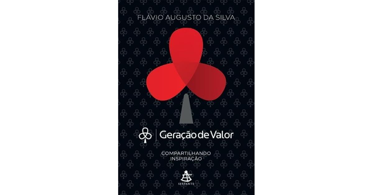 Geração De Valor Compartilhando Inspiração By Flávio