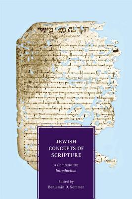 Jewish Concepts of Scripture- A Comparative Introduction