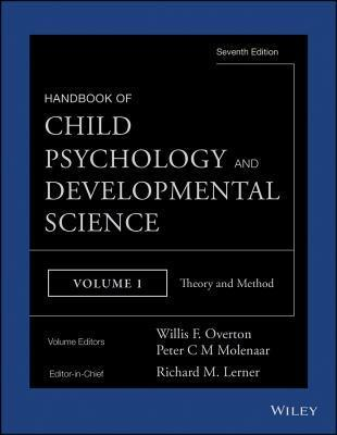 Handbook of Child Psychology and Developmental Science Vol 3 Socioemotional Processes [2015]