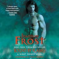 Bound by Flames (Night Prince, #3)