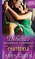 Delucca's Marriage Contract (The Chatsfield, Series Two, #2)