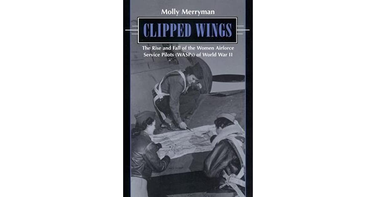 clipped wings merryman molly