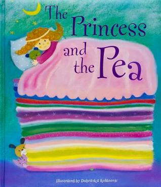 The Princess and the Pea by Parragon Books