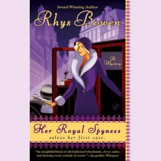 Her Royal Spyness by Rhys Bowen