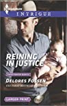 Reining in Justice (Sweetwater Ranch, #6)