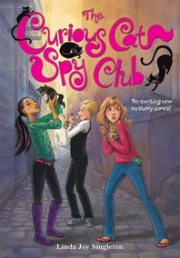 The Curious Cat Spy Club (Curious Cat Spy Club, #1)