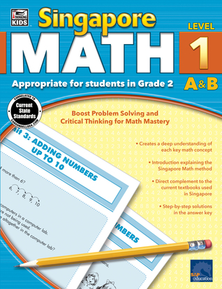 Singapore Math, Grade 2