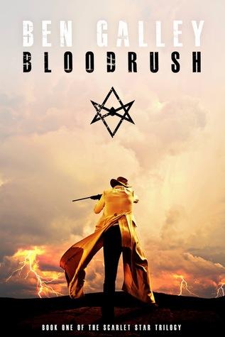 Bloodrush (The Scarlet Star Trilogy, #1)