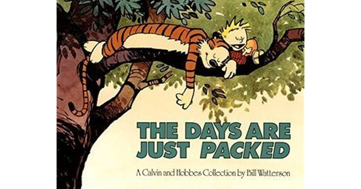 The Complete Calvin & Hobbes Pdf