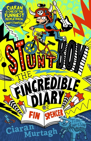 Stuntboy (The Fincredible Diary of Fin Spencer #1)