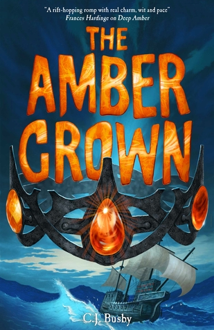 The Amber Crown (Deep Amber #3)