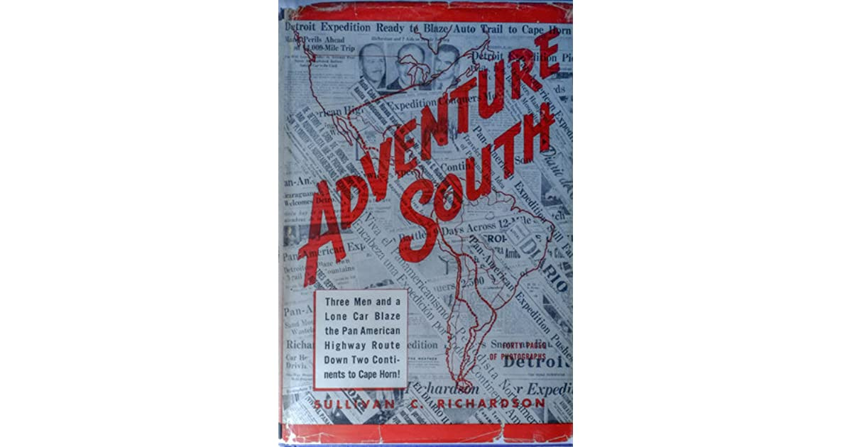 adventure south sullivan c richardson pdf