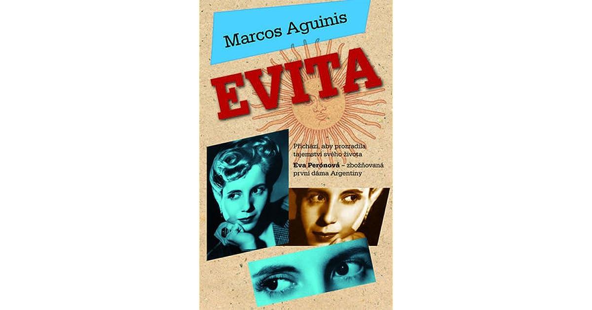 Resultado de imagen para MARCO AGUINIS EVITA