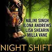 Night Shift (Kate Daniels, #6.5; SPI Files, # 0.5; Psy-Changeling, #12.5)