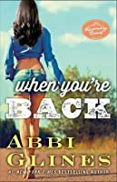 When You're Back (Rosemary Beach, #11)