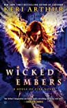 Wicked Embers (Souls of Fire, #2)