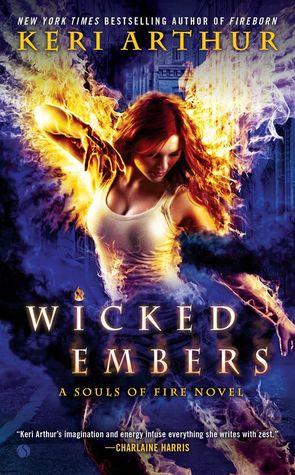 Wicked Embers (Souls of Fire, #2)