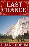 Last Chance (A Gideon Johann Western Book 2)