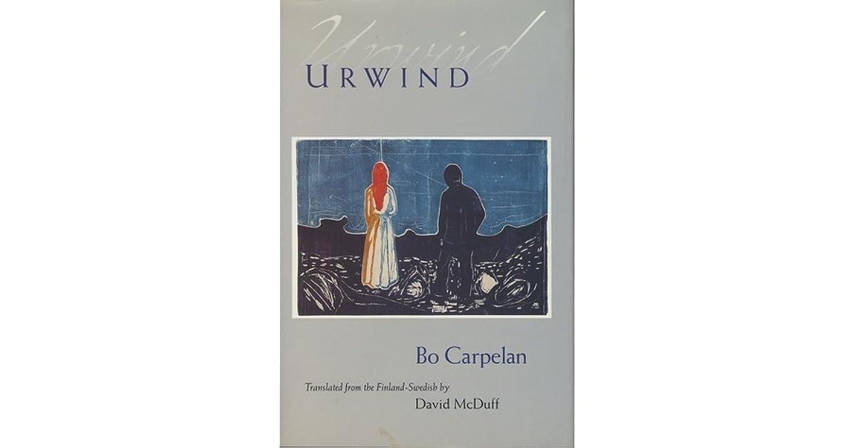 Ebook Urwind By Bo Carpelan