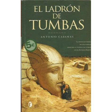 Read e-book El ladrón de tumbas (EPUBS) (Spanish Edition)