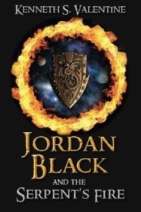 Jordan Black and the Serpent's Fire (The Chronicles of Antares, #2)