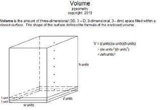 Volume ($1 Geometry Study Guide Downloads Book 7)