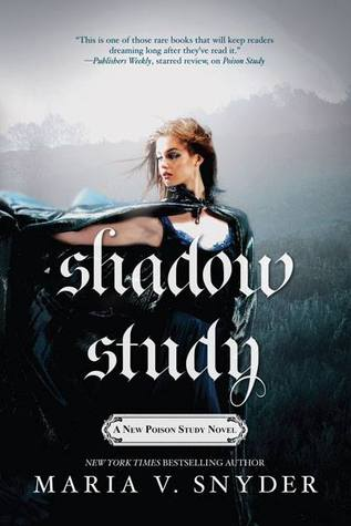 Shadow Study (Soulfinders #1; Study, #4)