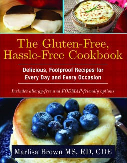 The Gluten-Free, Hassle Free Cookbook by Marlisa Brown