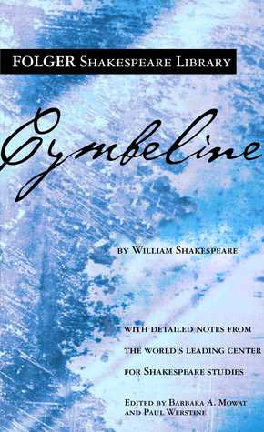 Image result for cymbeline shakespeare book