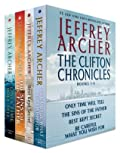 The Clifton Chronicles, Books 1-4: Only Time Will Tell; The Sins of the Father; Best Kept Secret; Be Careful What You Wish For