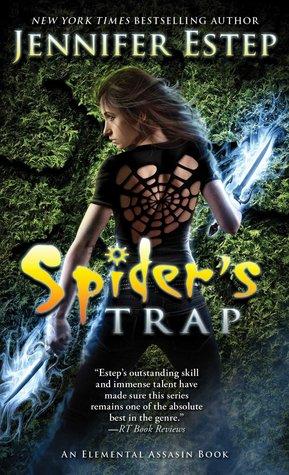 Spider's Trap (Elemental Assassin, #13)