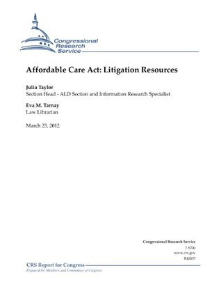 Affordable Care Act: Litigation Resources