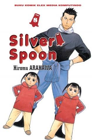 Silver Spoon Vol. 8