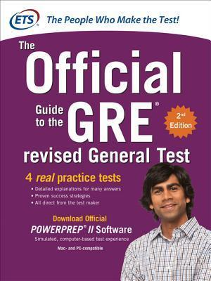 GRE the official guide