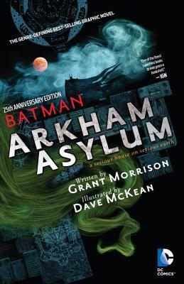 Batman by Grant Morrison