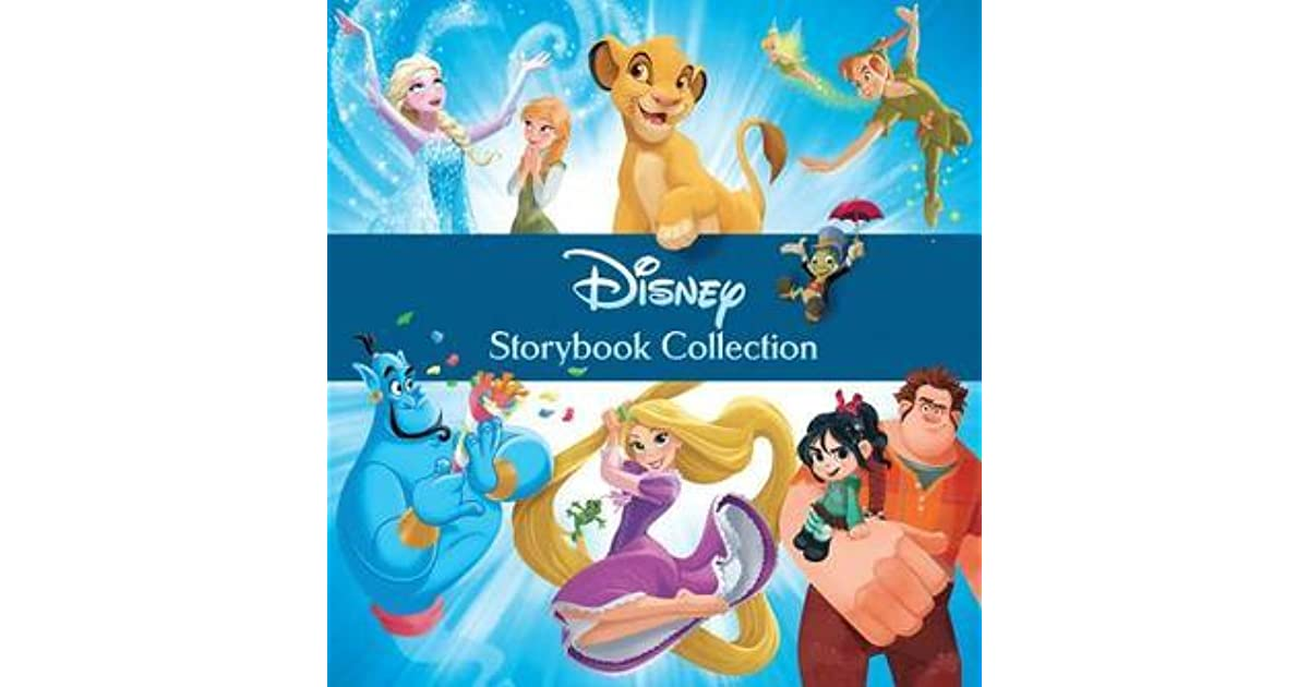 Disney Storybook Collection By Walt Disney Company