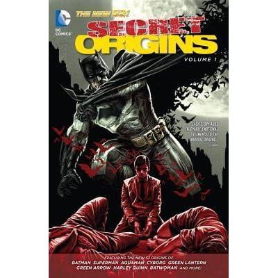 Secret Origins, Vol  1 by Jeff Lemire