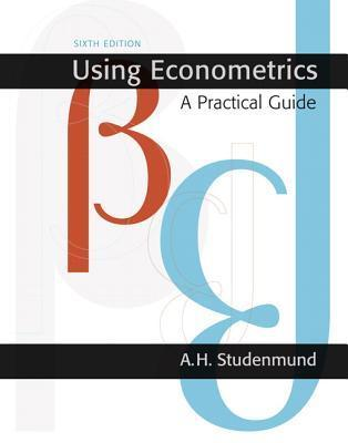 Using Econometrics  A Practical Guide, 6th edition