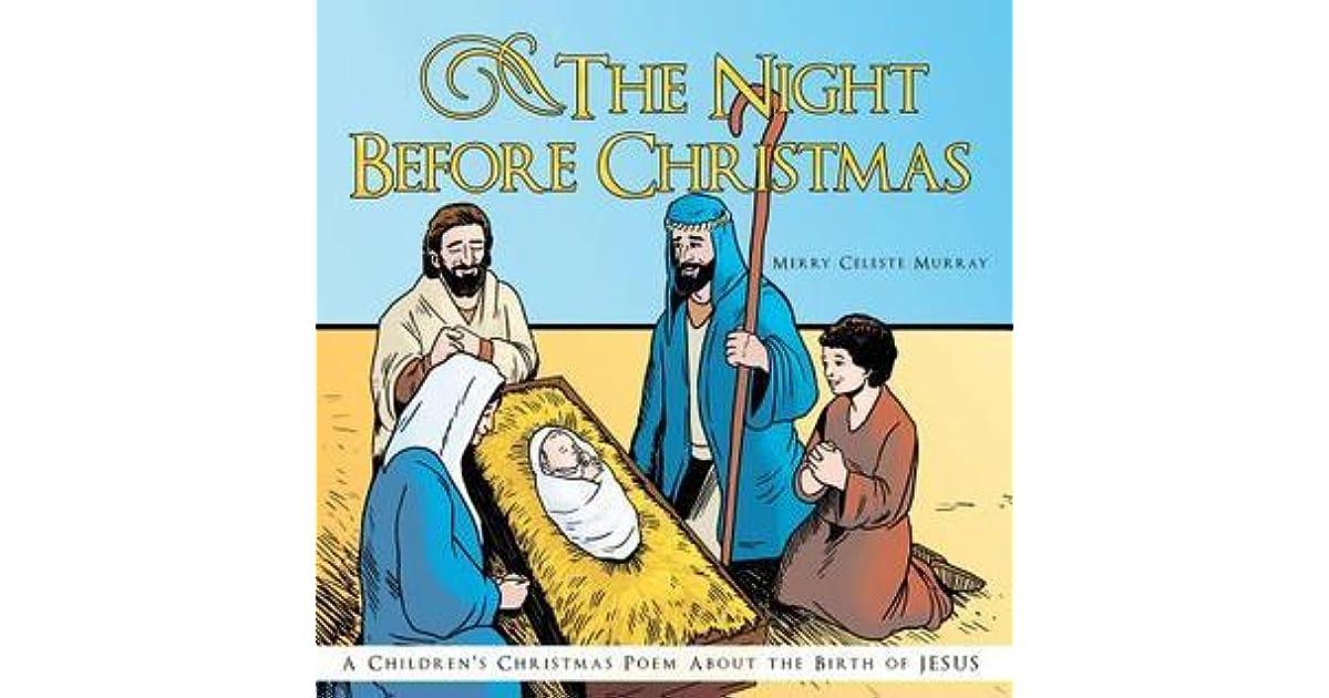 Children Christmas Poem.The Night Before Christmas A Children S Christmas Poem