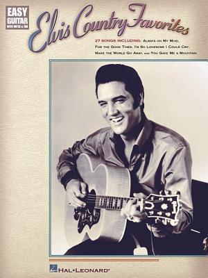 Elvis Country Favorites