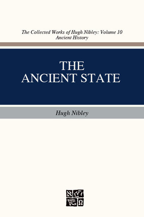 The Ancient State: The Rulers and the Ruled