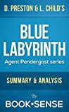 Blue Labyrinth: by Preston & Child (Pendergast Series, Book 14) | Summary & Analysis