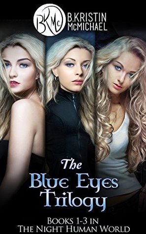 The Blue Eyes Trilogy Complete Collection