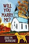 Will You Marry Me? (Sam Darling Mystery, #4)