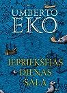 Iepriekšējās dienas sala by Umberto Eco