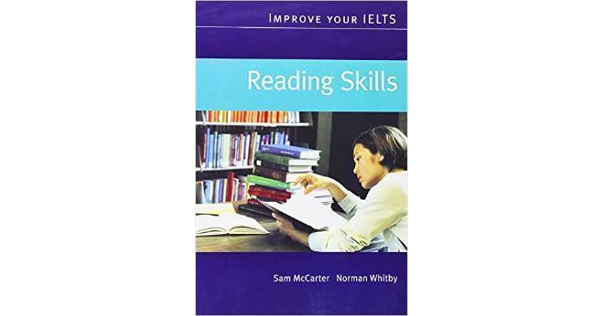 Improve your IELTS Reading Skills by Sam McCarter