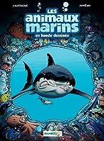 En bande dessinée (Les animaux marins, #1)